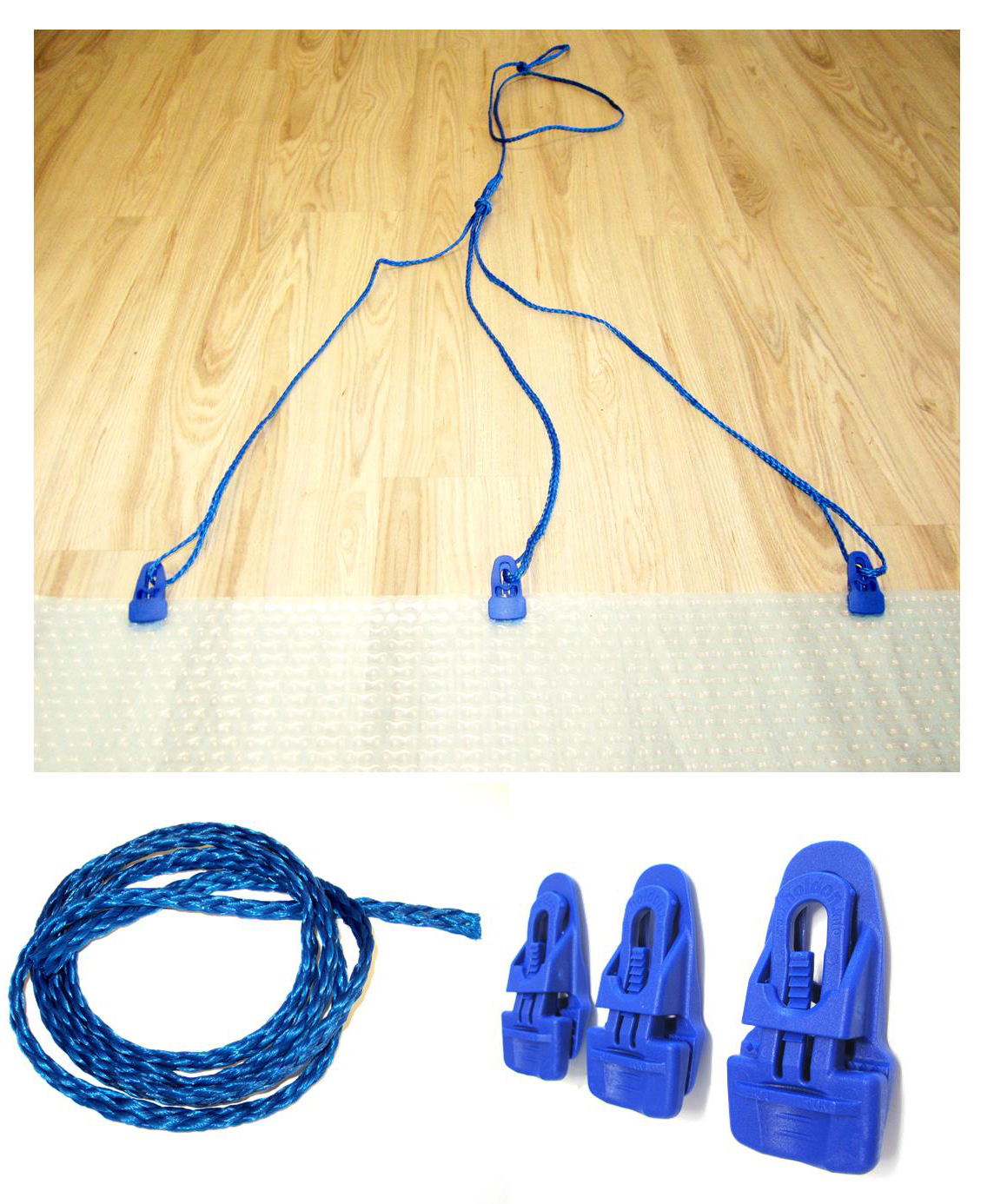 towing cord kit for thermal covers pool covers. Black Bedroom Furniture Sets. Home Design Ideas